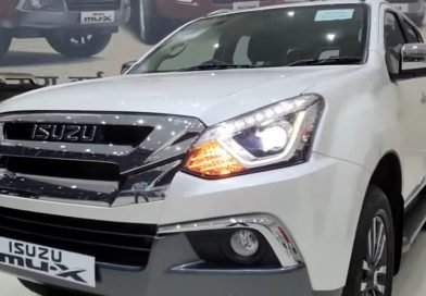 Isuzu Mu-x BS6 Finally Launched in India with 1.9 Liter engine