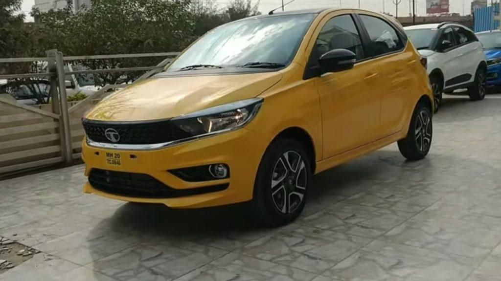Tata Tiago 4 star safety rating safest Hatchback car