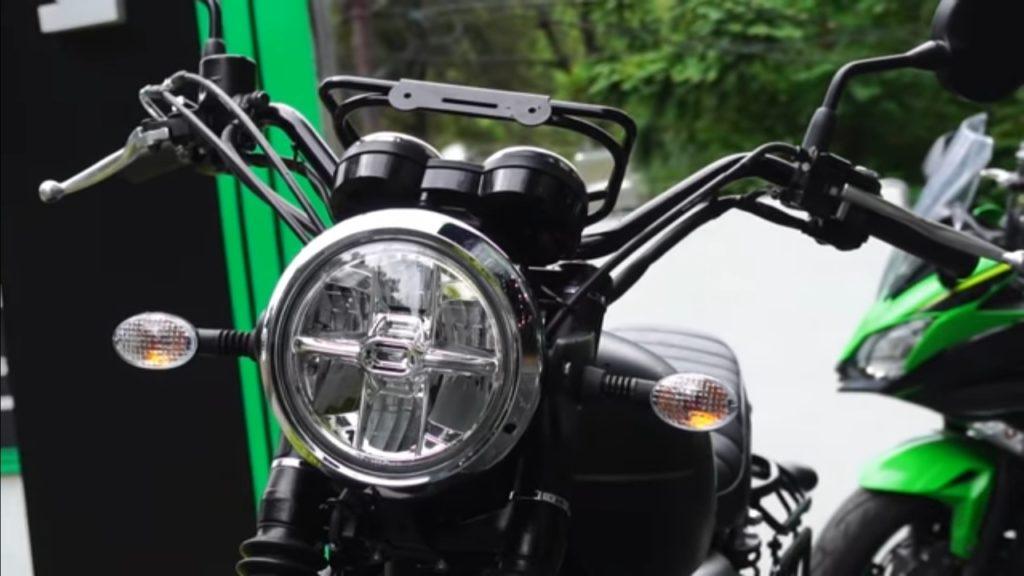 Kawasaki W800 Bs6