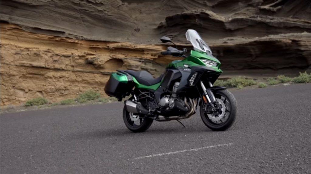 Kawasaki Versys 1000 Bs6 Tourer Bike
