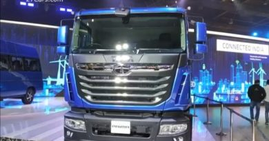 Upcoming 2020 Tata Prima 5520.S