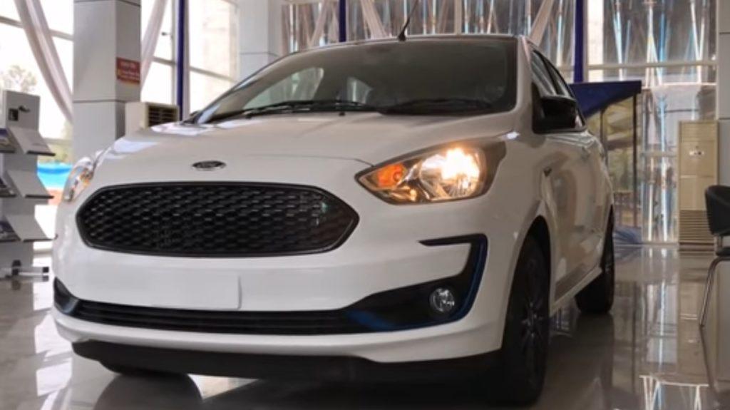 Ford Figo 4 star safety rating safest Hatchback car