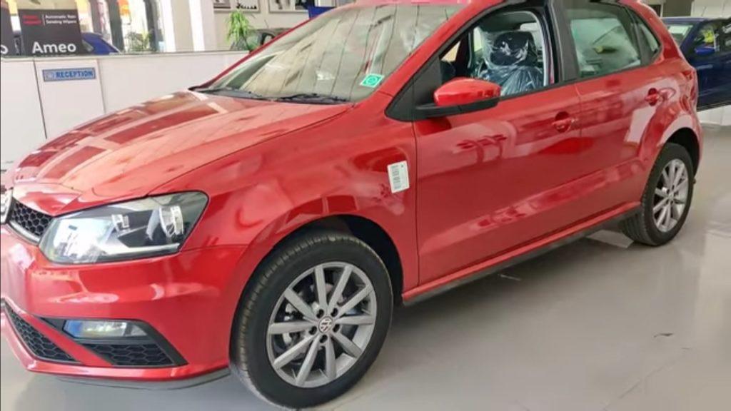 Volkswagen Polo 5 star safety rating safest Hatchback car