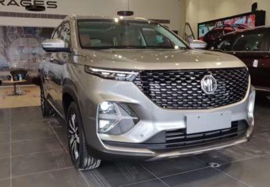 MG Hector Plus Offer Better Design And Luxury