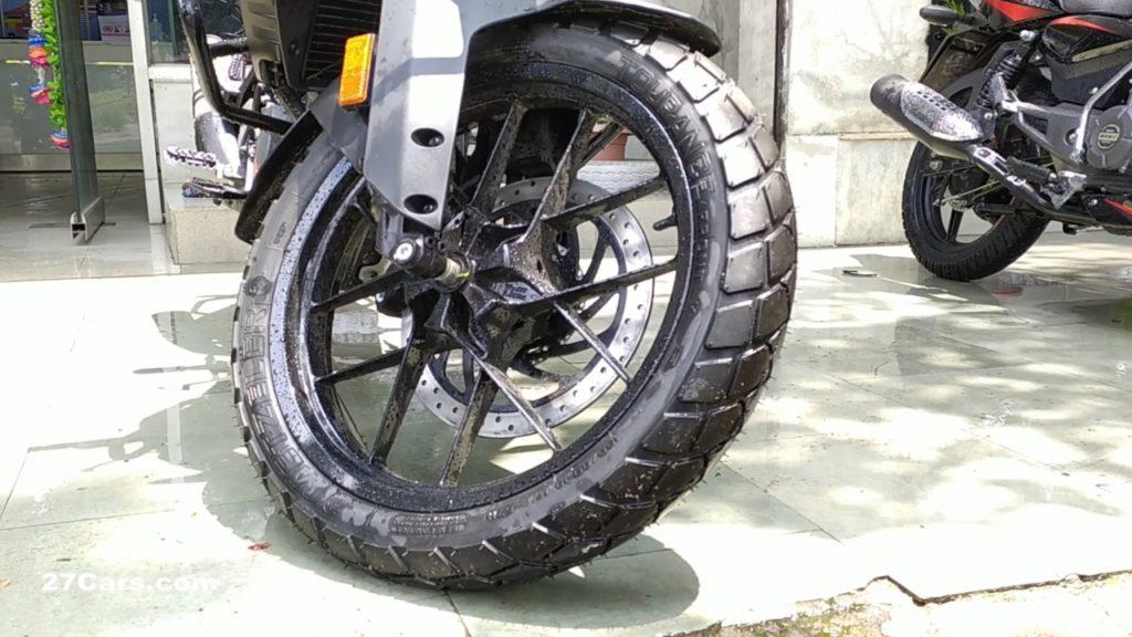 KTM Adventure 390 Front Wheel