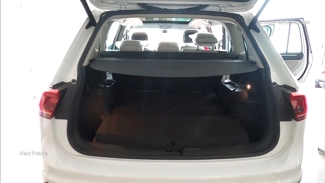 2021 Volkswagen Tiguan All Space R-Line Review High-tech ...